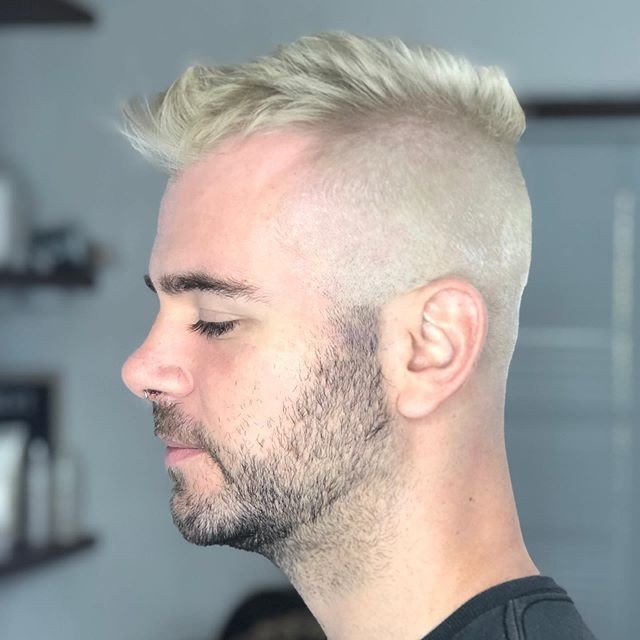 What about this amazing  pearl blonde fo