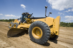 CAT Grader GPS available