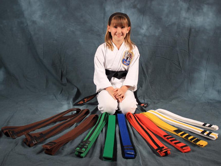 Why Study Traditional Karate?