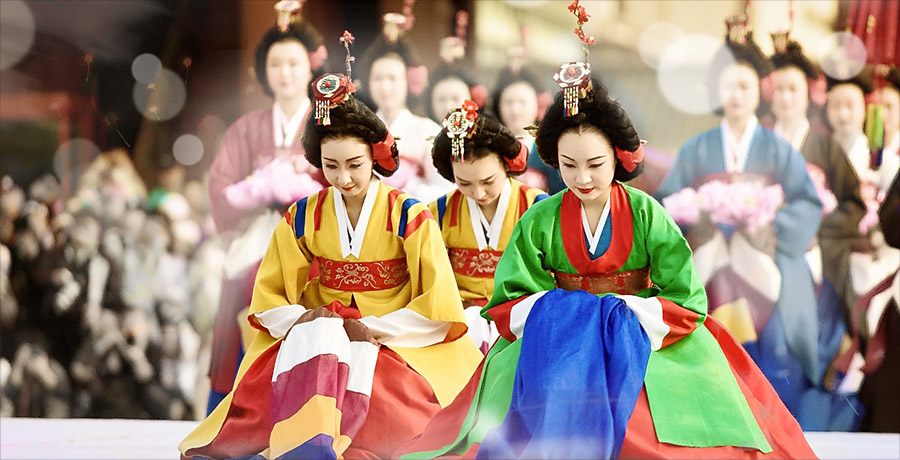 Hanbok-Korean traditional costume