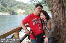 Korea free and easy - September - Nami Island - Philippines customer  (2).JPG
