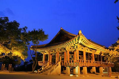 Jeonju Hanok Village-Omokdae