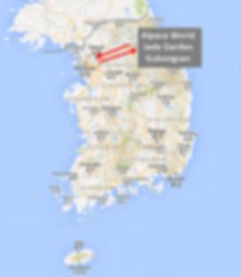 Tour Map-Alpaca world-Jade Garden-Gubong