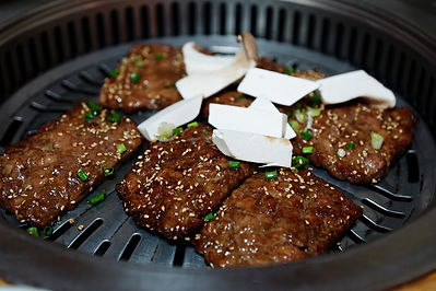 Jeonju Hanok Village-BBQ