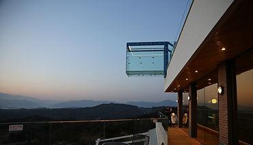 Gubongsan Mountain Observatory Cafe Stre
