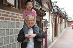 20150405-Hongkong-May-Bukchon Hanok Village-1.JPG
