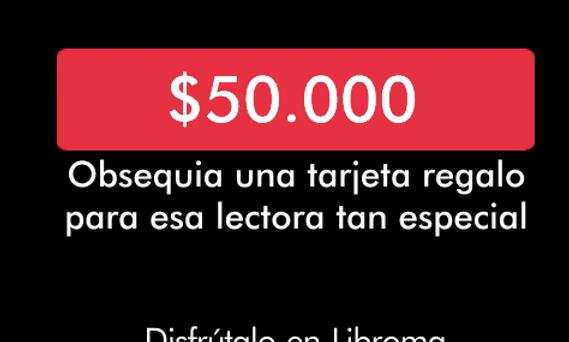 Tarjeta regalo $50.000