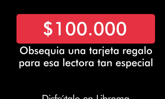Tarjeta regalo $100.000