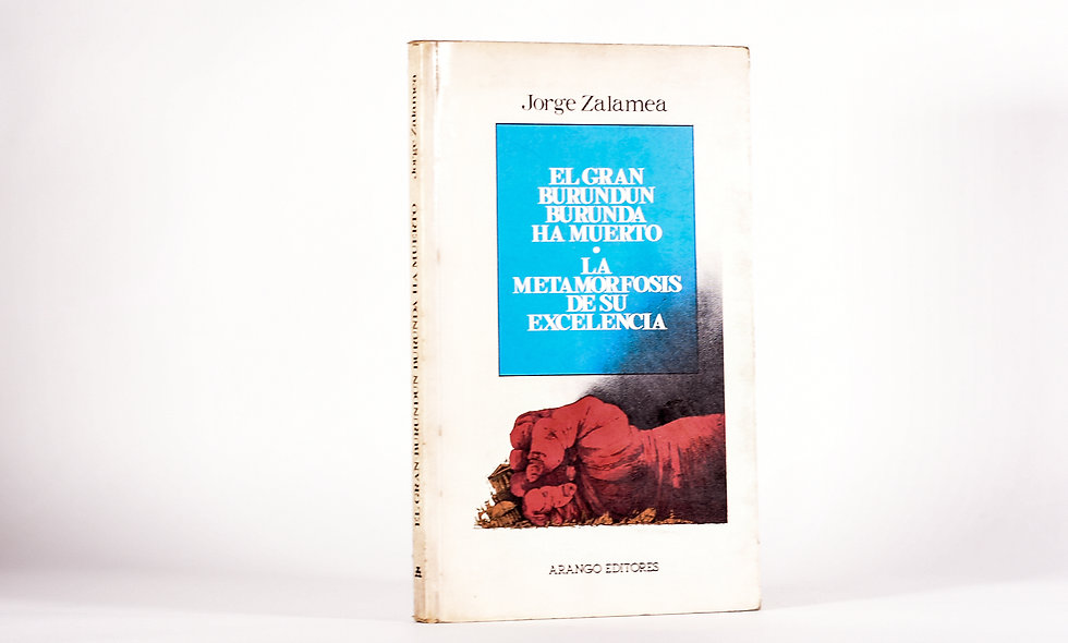 EL GRAN BURUNDÚN BURUNDÁ HA MUERTO