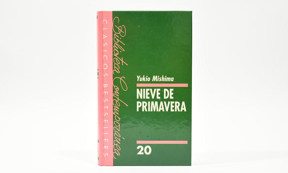 NIEVE DE PRIMAVERA