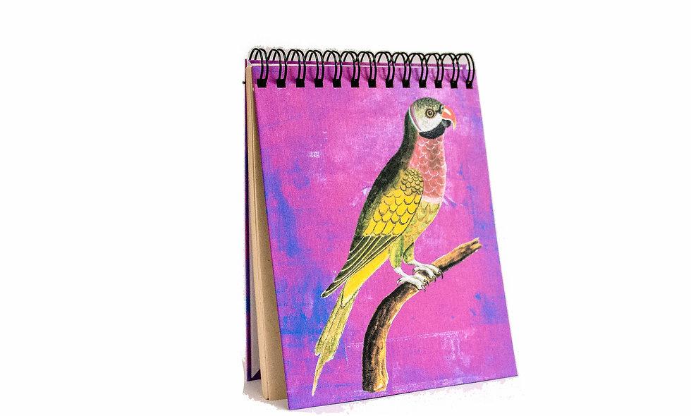 Cuaderno Cuarto de Carta La Hojarasca