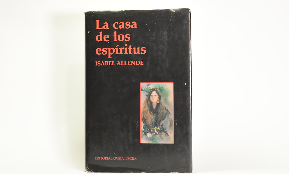 LA CASA DE LOS ESPIRITUS