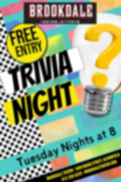 Copy of Trivia Night Poster - Made with