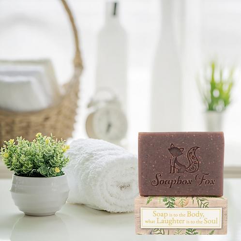 Hibiscus Henna - Ayurvedic Shampoo Bar