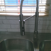 New fixer tap installed