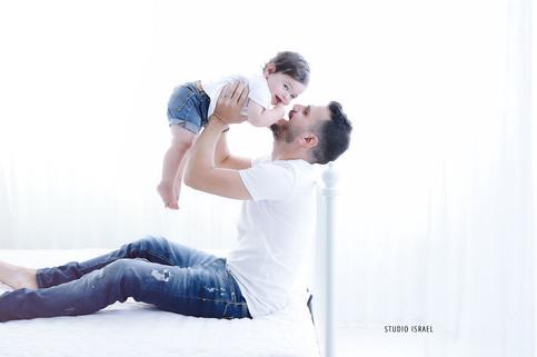 סטודיו ישראל - צילומי משפחה בסטודיו 074.