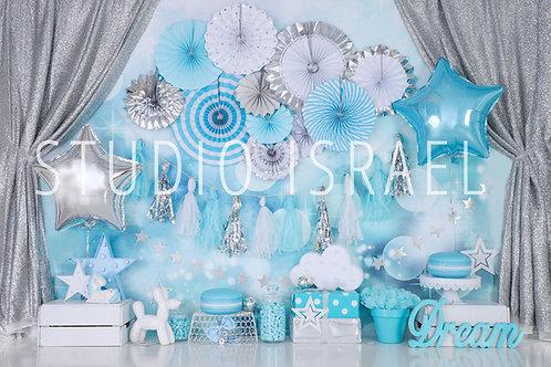 מסיבה כחולה מלכותית