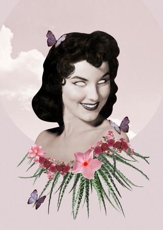 Decomposition florale