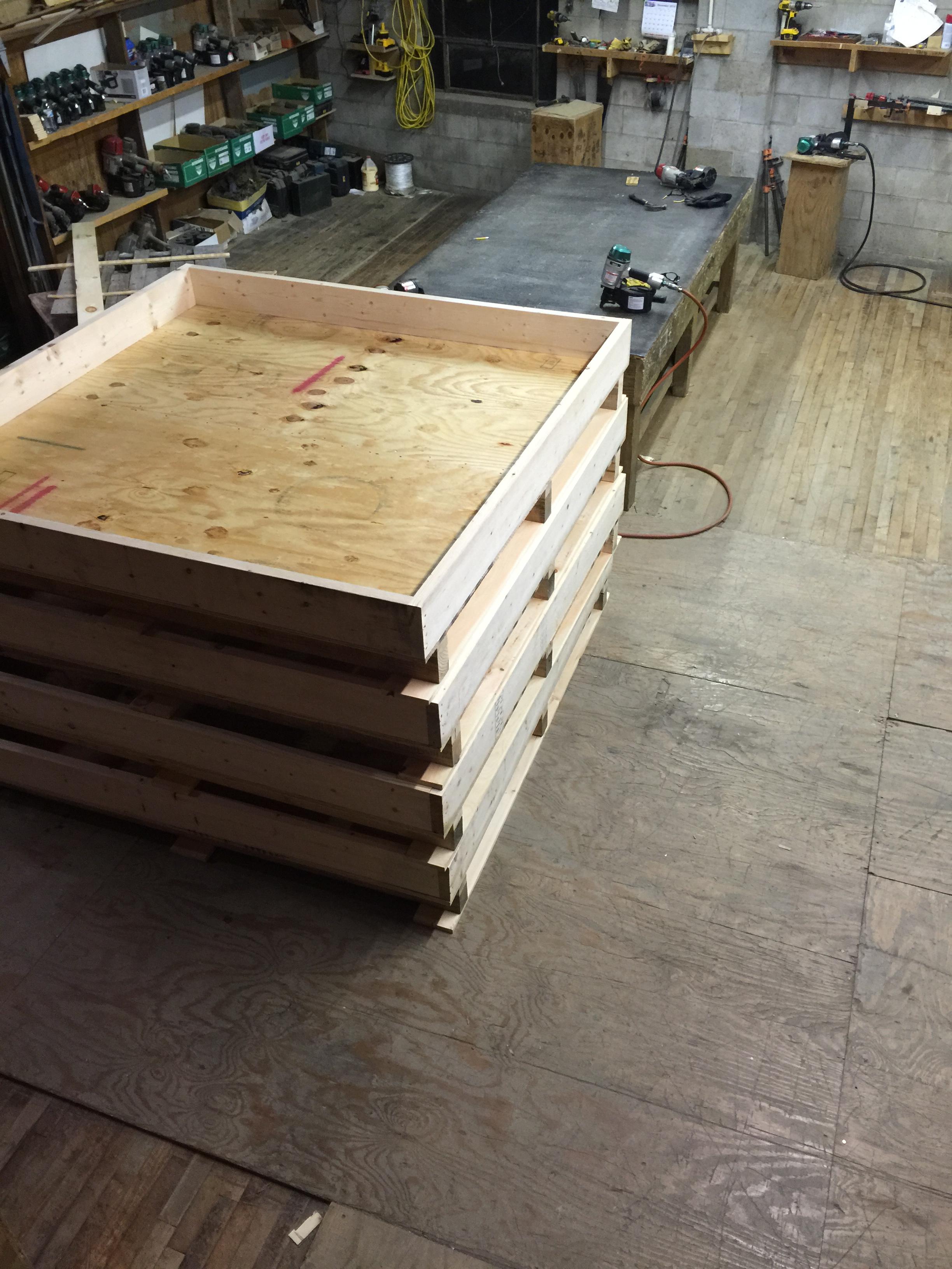 Large Shipping Box