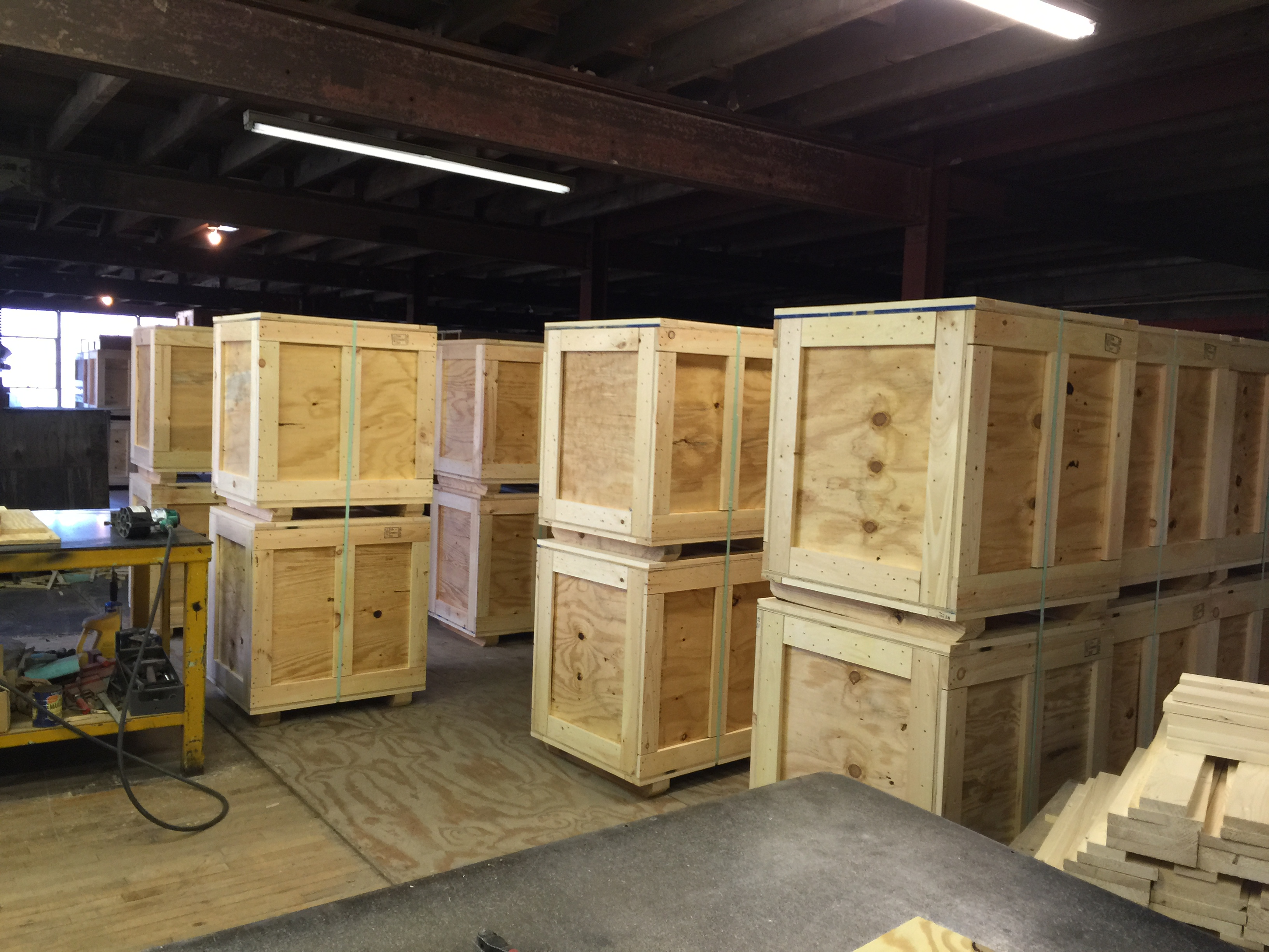 Military Export Crates