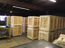 Military Export Crates
