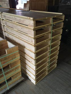 Custom Shipping Pallets