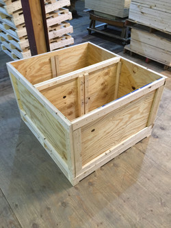 Parts Divider Crate