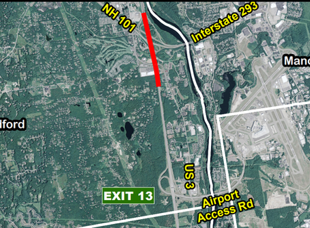 NHDOT: Widening of the F.E. Everett Turnpike