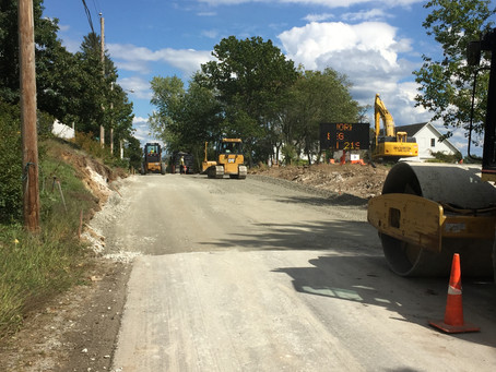 North Amherst and Campbell Roads Project Update