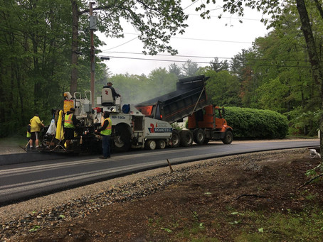 Gault, Maple, Patten Phase III and North Amherst and Campbell Update