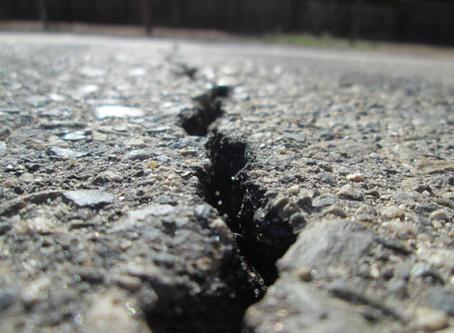 Roadway Maintenance: Crack Sealing