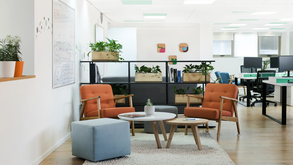 BIOPHILIC DESIGN | empow offices