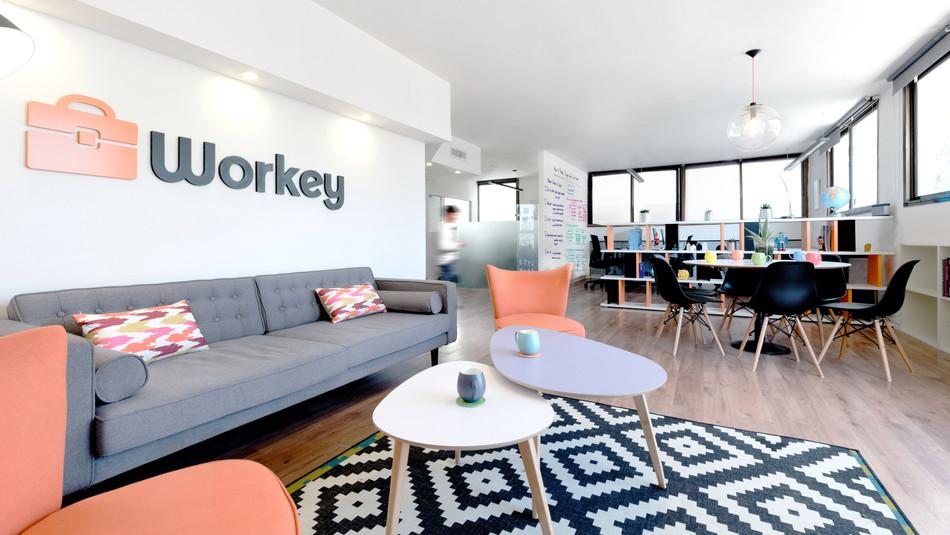 FUN & CREATIVE |  Workey offices, TLV