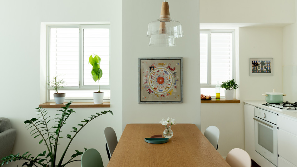 AIRY & LIGHT | Couple Apartment, TLV