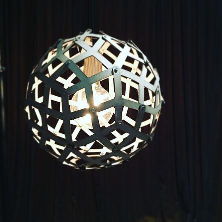 flake lampshade