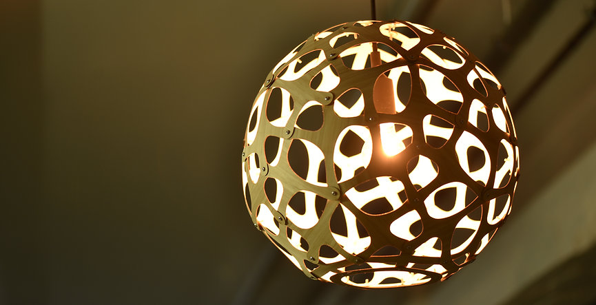 Kiku lampshade
