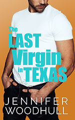 The Last Virgin in Texas Alternate Cover