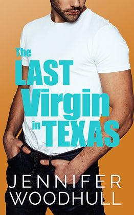 The Last Virgin in Texas Alternate Cover