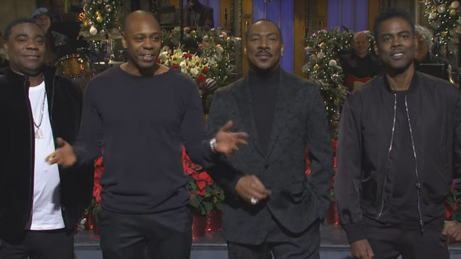The Return of Eddie Murphy to SNL Was The Best in Years!