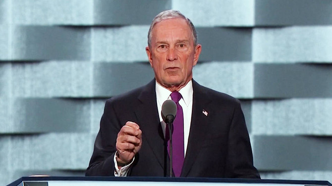 Michael Bloomberg used prisoners to make campaign calls