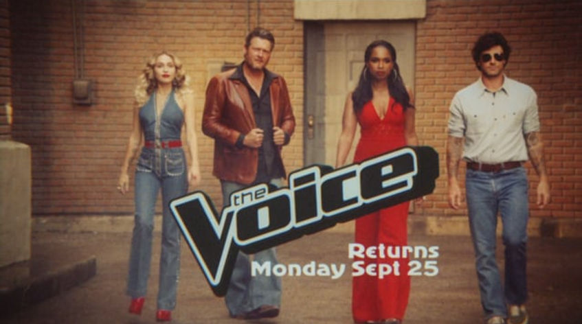 NBC The Voice 'Cop Show'