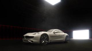 Karma Luxury Car commercial