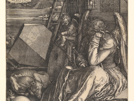 Durer's message: Sadder but wiser