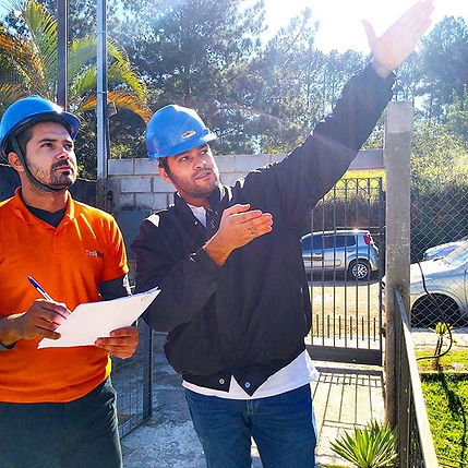 Treinamento in-company! #engenharias #en