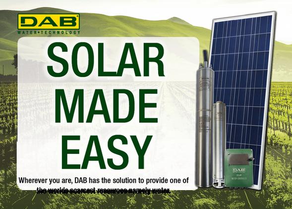 DAB solar
