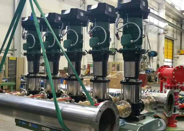 DAB pumps multi
