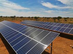 Solar project OKA