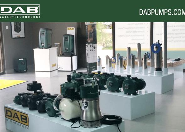 DAB pumps