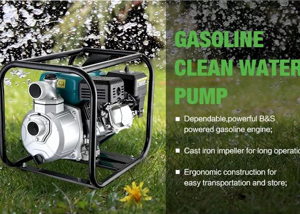 LEO Gasoline pump