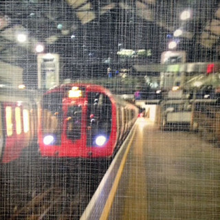 LONDON SUBWAY 1